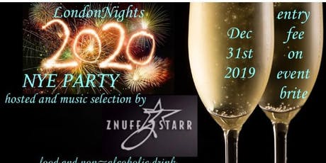 NYE Party tickets