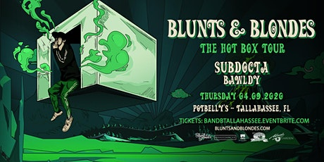 Blunts & Blondes - The Hotbox Tour tickets