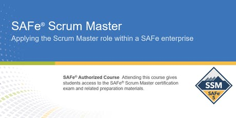 SAFe® Scrum Master Certification Training in Vancouver, Canada tickets