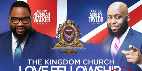 LFT London Worship Service tickets