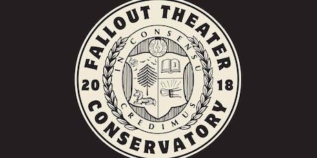 Fallout Student Graduation tickets