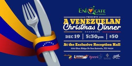 A Venezuelan Christmas tickets