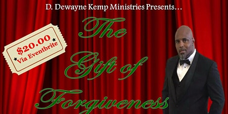 The Gift of Forgiveness Dinner Show tickets