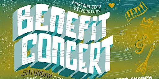 Mustard Seed Generation Benefit Concert
