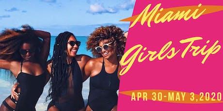 Miami Girls Trip to the Millennium Tour! tickets