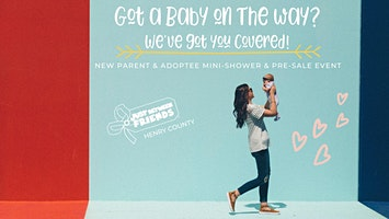 EARLY Pre-Sale Pass: New Parents, Adoptees & Foster Parents