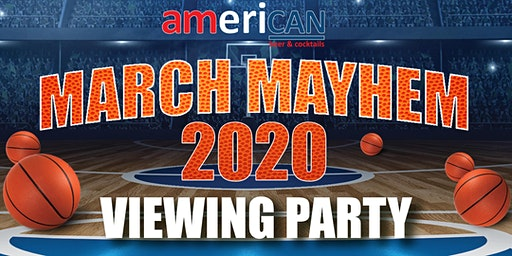 AmeriCAN March Mayhem 2020