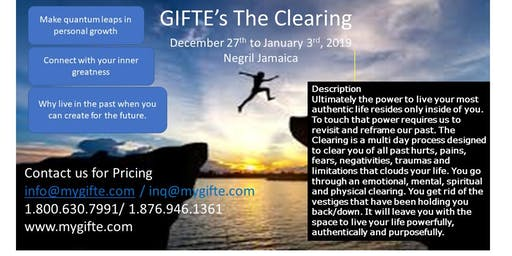 GIFTE The Clearing