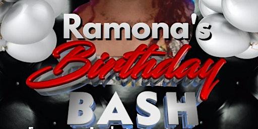 Ramona Birthday Bash