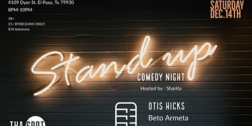 Standup Comedy Night