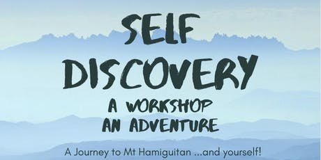A Journey of Self Discovery: Mt Hamiguitan and 23+1 tickets