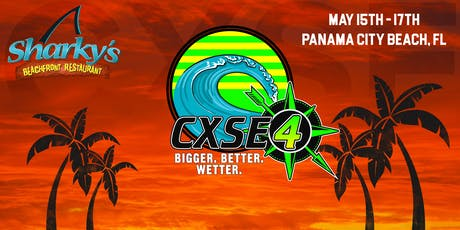 CXSE IV  Panama City Beach, Florida tickets