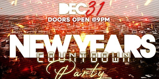 NEW YEARS PARTY OFFICIAL COUNTDOWN