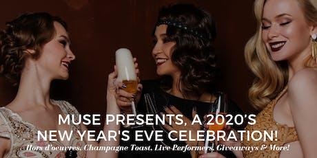 A 2020's NYE Celebration tickets
