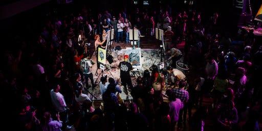 Art Battle Sarasota - January 24, 2020