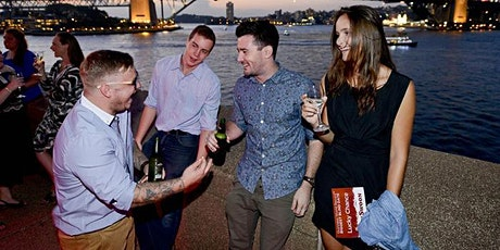 Saturday Night New Year's Dating in Surry Hills!, Ages 32-42 years | Cityswoon tickets