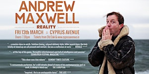 Andrew Maxwell - Reality
