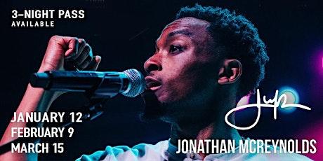 Jonathan McReynolds: Night 1 tickets