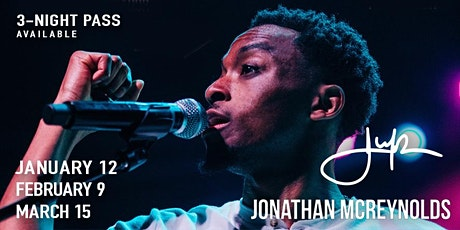 Jonathan McReynolds: Night 2 tickets