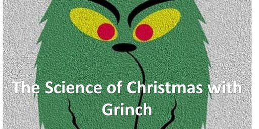 Science of Christmas with the Grinch for grades k-3