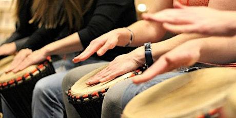 Hand Drumming 2 tickets