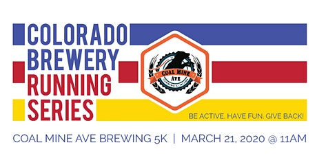 Beer Run - Coal Mine Ave Brewing 5k | Colorado Brewery Running Series tickets