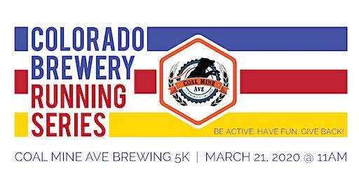 Beer Run - Coal Mine Ave Brewing 5k | Colorado Brewery Running Series