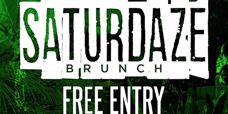 Saturdaze Brunch tickets