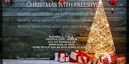 CHRISTMAS WITH FREESTYLE