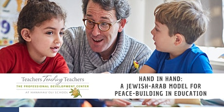 Hand in Hand: A Jewish-Arab Model for Peace-Building Through Education tickets