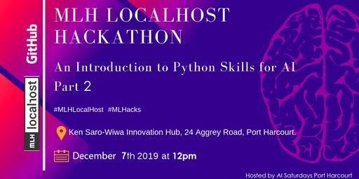 MLH LocalHost Workshop
