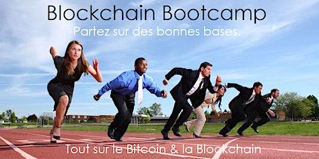 Blockchain Bootcamp: Partez sur des bonnes bases. billets