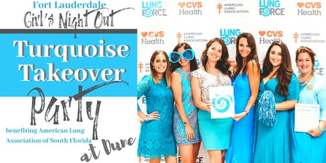 Turquoise Party at DUNE benefiting American Lung Association of South Fl tickets