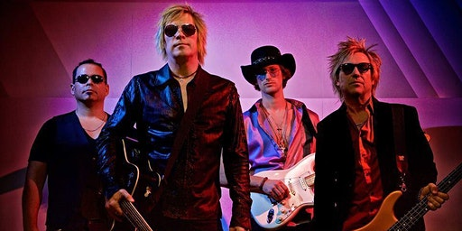 Slippery When Wet - Bon Jovi Tribute - Standing Room Only Available!