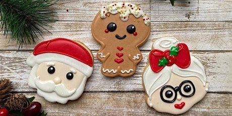 Holiday Cookie Decorating Party tickets