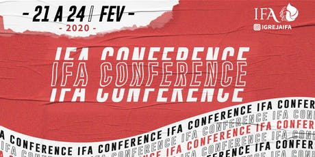 IFA Conference ingressos