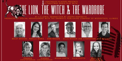 NARNIA: The Lion, the Witch, and the Wardrobe 7PM Tickets