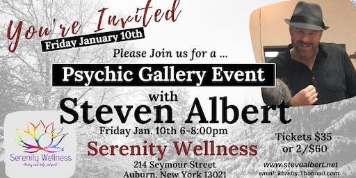 Steven Albert: Psychic Gallery Event - Serenity1/10