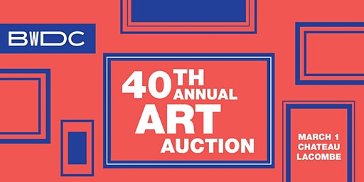 Brian Webb Dance Company Annual Art Auction