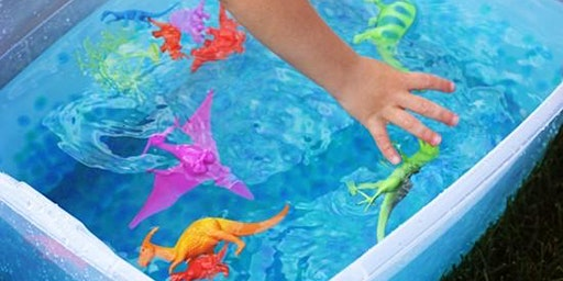 Littlies Water Play 11am-12pm