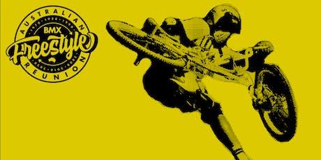 Australian BMX  Freestyle Reunion tickets