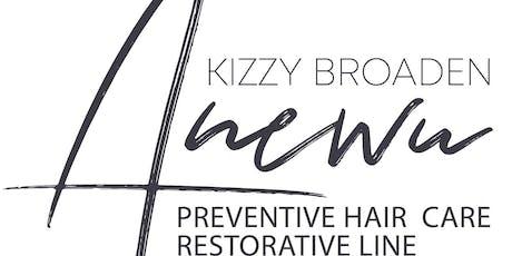 Kizzy Broaden presents Anew U Beauty Expo  tickets