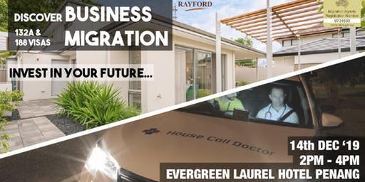 Australia Business & Investment Migration Property Seminar
