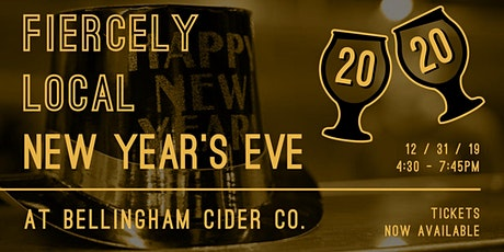 A Fiercely Local New Year's Eve tickets