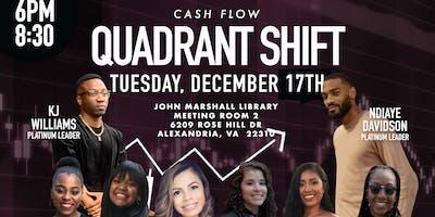 Alexandria VA Cash Flow Quadrant Shift