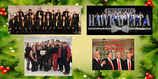 The Gentlemen Songsters 2019 Holiday Cabaret