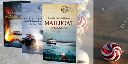Book Reading: The Mailboat Suspense Series