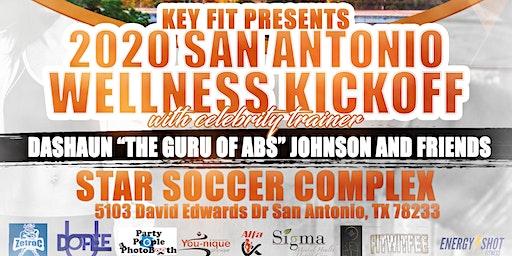 FREE 2020 San Antonio Wellness Kickoff
