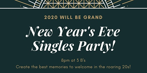 Singles New Year's Eve Party