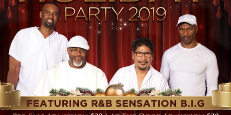 Jazz House Productions Holiday Party 2019 tickets